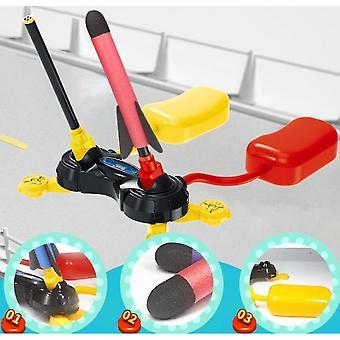 Raketometová toy pre deti zahŕňala 6 penových rakiet
