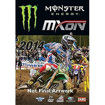 Motocross of Nations 2014 [DVD] USA import