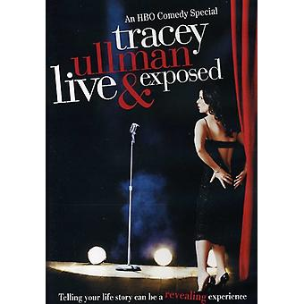 Tracey Ullman - Live & Exposed [DVD] USA import