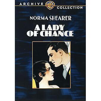 Lady of Chance [DVD] USA import