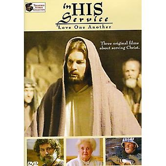 In His Service: Love One Another [DVD] USA import