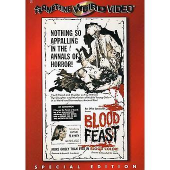 Blod fest [DVD] USA import