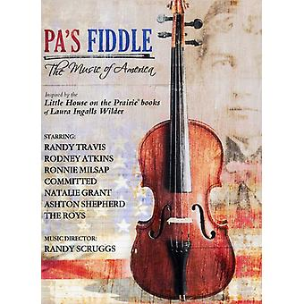 Pa's Fiddle: The Music of America - Pa's Fiddle: The Music of America [DVD] USA import