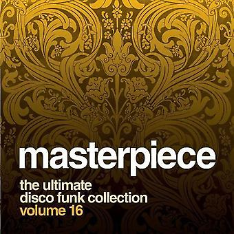 Meesterwerk: The Ultimate Disco Funk Collection - Vol. 16-meesterwerk: The Ultimate Disco Funk Collection [CD] USA import