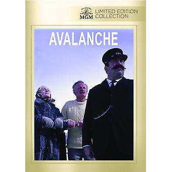 Avalanche [DVD] USA import
