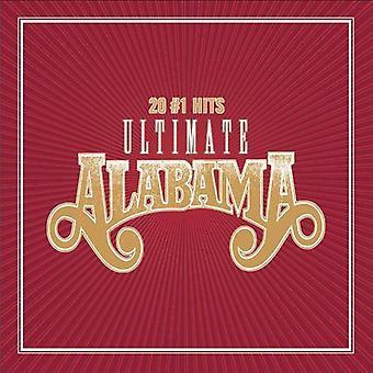 アラバマ - 究極 20 #1 安打 [CD] アメリカ インポート