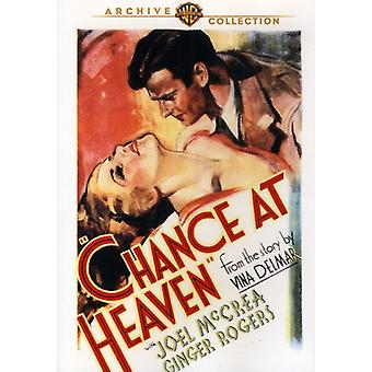 Chance at Heaven [DVD] USA import