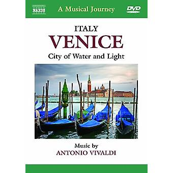A. Vivaldi - Musical Journey: Venice Italy [DVD] USA import