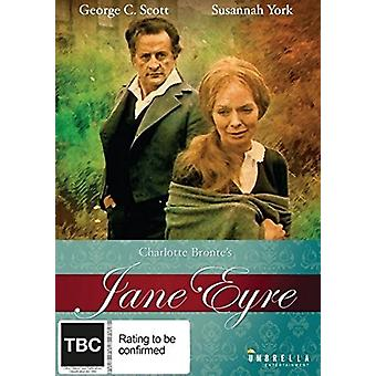 Jane Eyre O.S.T - Jane Eyre O.S.T [DVD] EUA importar
