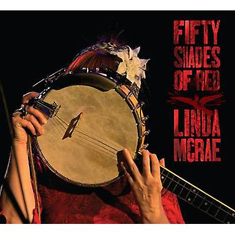 Linda McRae - Fifty Shades of Red [CD] USA import