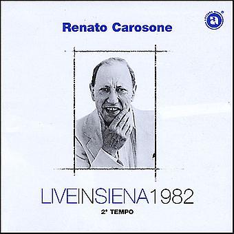 Renato Carosone - Live Acoustic in Siena 1982 Pt. 2 [CD] USA import