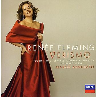 Renée Fleming - importación de USA de Verismo [CD]