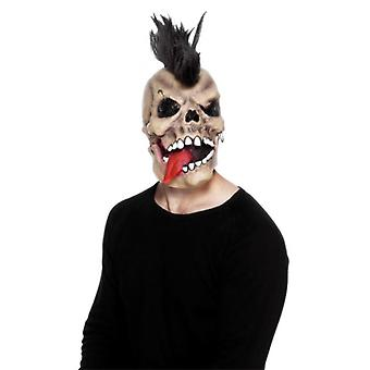 Skull mask skalle mask punk Halloween mask