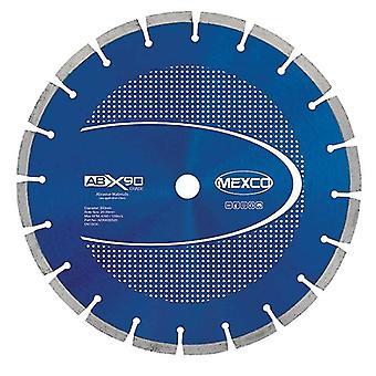Mexco 230Mm Abrasive Materials X10 Grade Diamond Blade