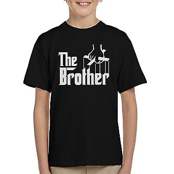 The Godfather The Brother Kid's T-Shirt