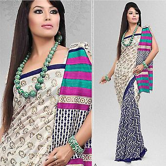 Amithi Bollywood Designer partito indossare Sari saree