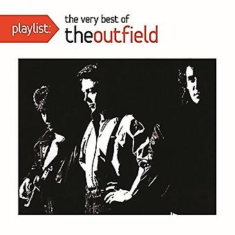 Feldspieler - Playlist: The Very Best of Outfield [CD] USA import