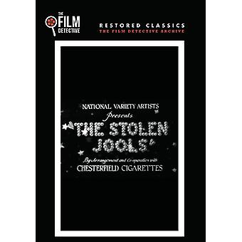 Stolen Jools [DVD] USA import