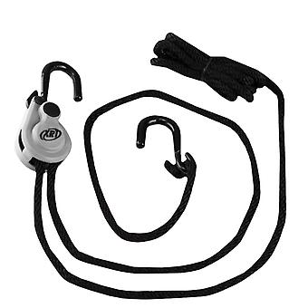 "Title Boxing Heavy Duty Adjustable Double End Bag Tie Down - 3/8"" - Black"