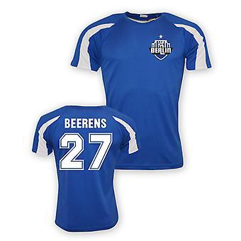 Roy Beerens Hertha Berlin Sports Training Jersey (blue) - Kids