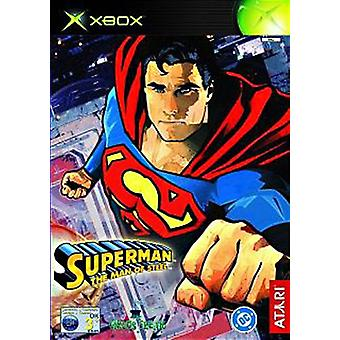 Superman The Man of Steel - New