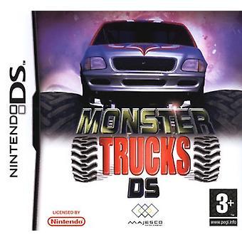 Monster Trucks (Nintendo DS) - Neu