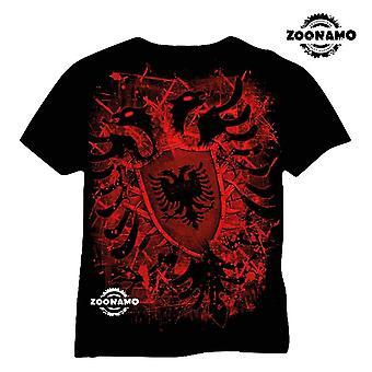 Zoonamo T-Shirt Albanië voor classic