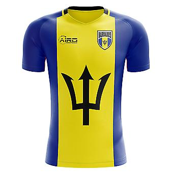 2020-2021 Barbados Home Concept Football Shirt (Kids)