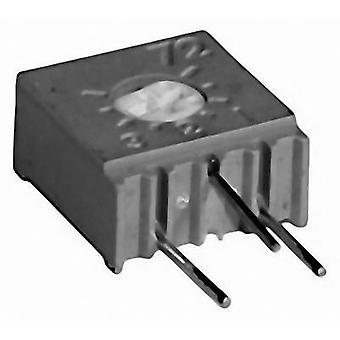 2094812505 cermet trimmer ingesloten lineaire 0,5 W 100 kΩ 244 ° 1 PC (s)
