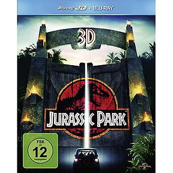 blu-ray 3D Jurassic Park (+ 2D Blu-ray) FSC: 12