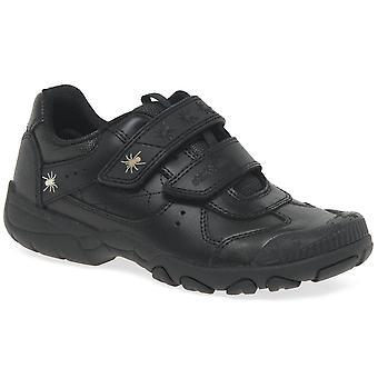 Startrite Tarantula gutter spedbarn skole sko