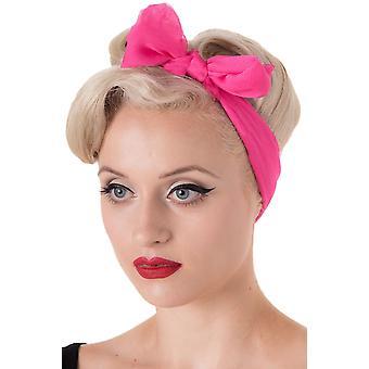 ダンスの日ホット ピンク階調度スカーフ
