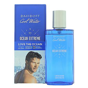 Davidoff Cool Water Ozean Extreme Eau de Toilette 75ml EDT Spray