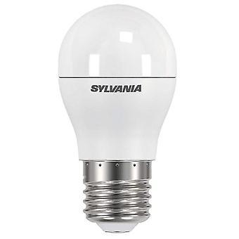 1 x Sylvania ToLEDo Ball Dimmable E27 V3 5.6W Daylight LED 470lm [Energy Class A+]