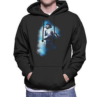 TV tider James Brown Retro väst 1979 Mäns Hooded Sweatshirt