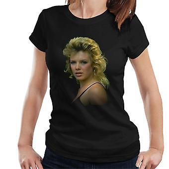 T-shirt TV vezes Kim Wilde 1983 feminino