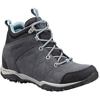 Columbia Fire Venture Mid Suede Impermeable 1701841053 universal todo el año zapatos de mujer