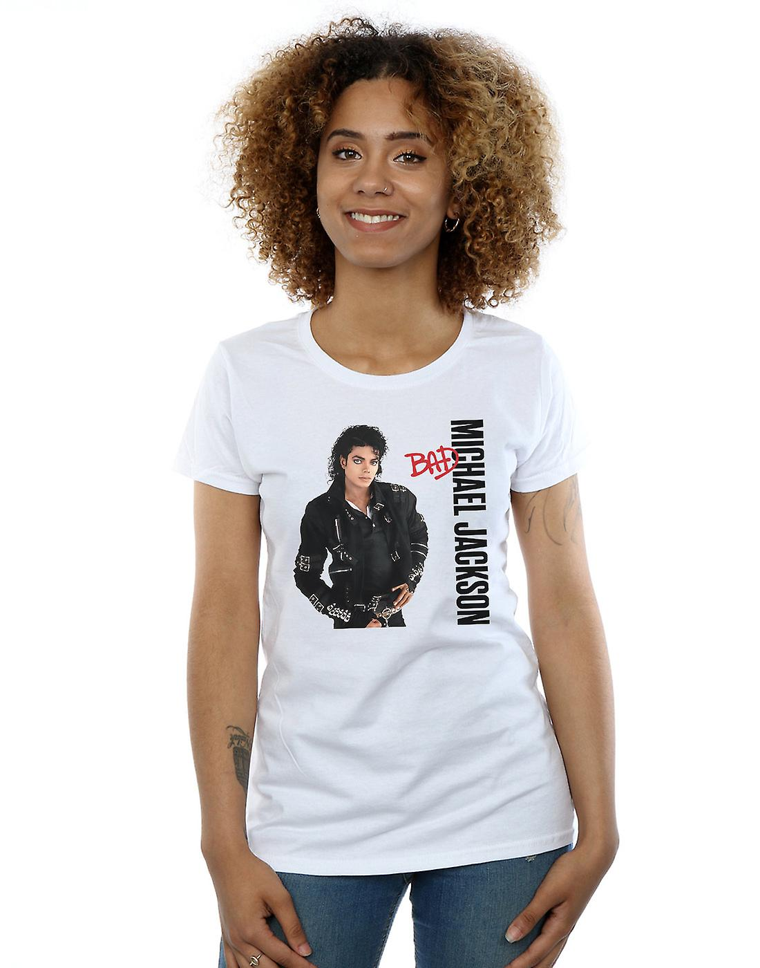 Michael Jackson Women's Bad Pose T-Shirt