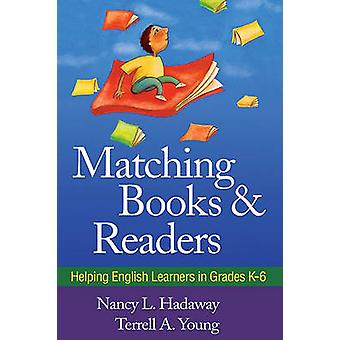 Correspondance des livres et lecteurs - aider les apprenants en anglais en Grades K-6 par
