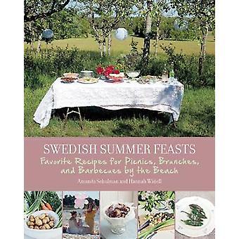 Fêtes de l'été suédoise - recettes préférées pour les pique-niques - brunchs - et