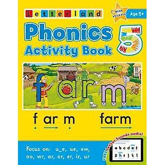 Phonics Activity Book 5 by Lisa Holt - Lyn Wendon - 9781782480976 Book