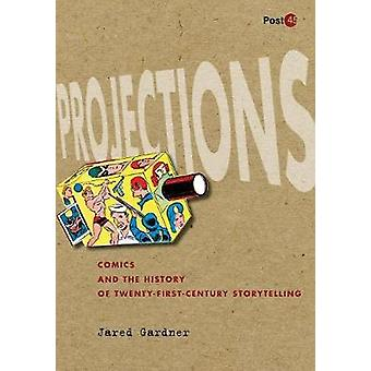 Anslag - tegneserier og historien til Twenty-første-tallet Story fortelle