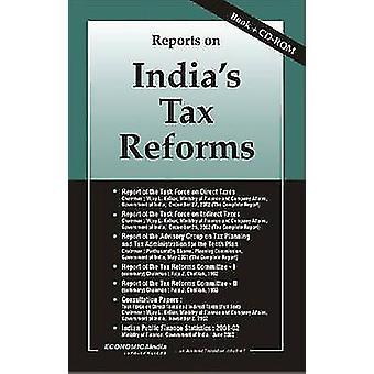 تقارير بشأن الإصلاحات الضريبية في الهند قبل فيجاي كيلكار L-كتاب 9788171882946