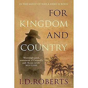 Para o Reino e país (fechamento do Reino)