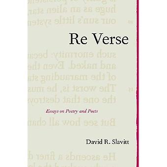 Re vers: Esssays på poesi och poeter