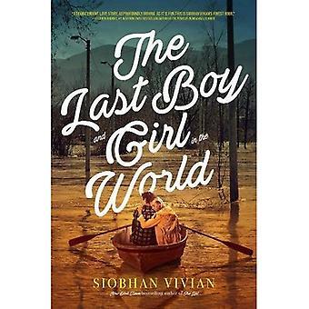 De laatste jongen en meisje in de wereld