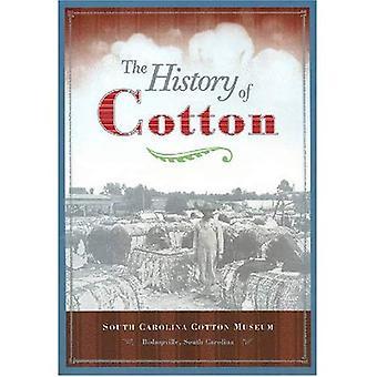 De geschiedenis van katoen