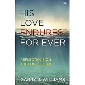 Hans kjærlighet varer For alltid