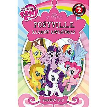My Little Pony: Ponyville Reading Adventures (Passport to Reading)