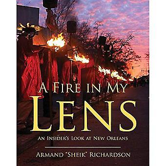 Un incendie dans mon objectif: un regard d'initiés à la Nouvelle-Orléans